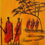 Titel: Massai (Afrika)