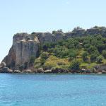 Die Burg von Koroni