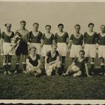 Aufstiegsmannschaft 1954