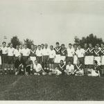 Aufstiegsmannschaft in die Oberliga 1954