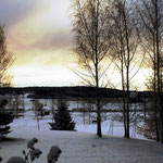 November 2009 in der Nähe von Porvoo
