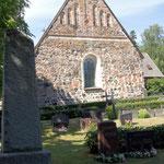 Kirche Nauvo, in den Schären vor Turku