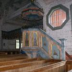 Holzkirche Keuru