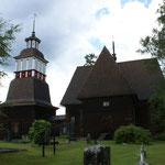 Unesco-Weltkulturerbe: Kirche in Petäjävesi