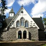 Kirche Hirvensalmi