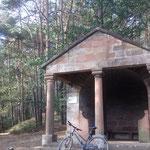 Wanderung und Biken im Pfälzerwald ab Haustür