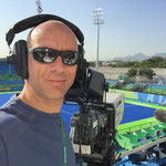Camerawerk Olympische spelen Rio