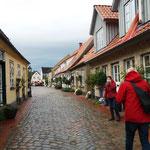 """erster Stopp in """"Schleswig"""" - ein Fischer-Viertel ..."""