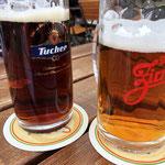 Bayerisches Bier in Bamberg