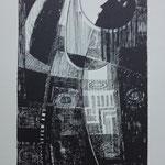 Le Coultre, composition, lithographie. 1973