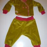 Baby Anzug für Elisa
