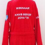 Badjas Winnaar KNVB Beker siezoen 2014-2015