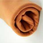 stoffonkel - terracotta - bio-bündchen