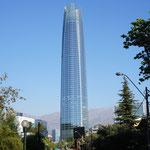 La Gran torre de Santiago, proche de notre bivouac !