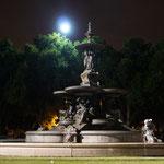 Fontaine des continents à Mendoza