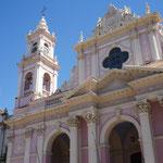 Cathédrale de Salta...