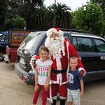 Père Noël chilien !