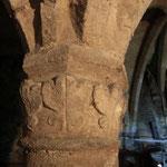 Châpiteau dans une cave de Senlis (C) L. Stevens