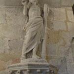 Christ à la colonne datant de 1714