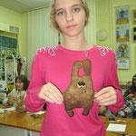 Гринина Юлия