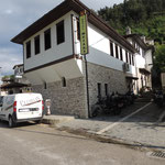 Unser Hotel in Berat
