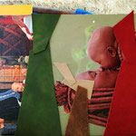 KunstBEGEGNUNG | Die liebe Familie | Collage | 2011 | 24x20