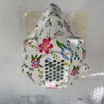 Wassertransferdruck Atemschutzmaske