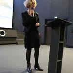 Françoise Dupouy, cérémonie d'ouverture