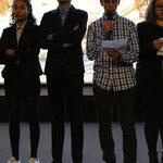 Le jury jeune, Cérémonie de Clôture