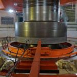 eine der 20 Turbinen