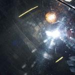 extreme Hologramme und Defekte in der Lackoberfläche!
