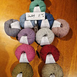 Kimberley, Lang Yarns, 70 Baumwolle, 22 Hanf, 8 Polyamid, 50 g / 105 m, 5,95 €