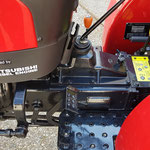 ecopard Kleintraktor eco25-cs mit MITSUBISHI StageV Motor