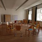 Seminarräume zum Wohlfühlen