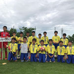 【2019年7月】第40回高岡市長杯サマーカップ(U-12) 準優勝