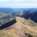 Aussicht Brienzer-Rothorn
