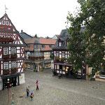 Viel Fachwerk in Idstein
