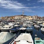 Rovinj Hafen