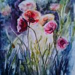 aquarelle sur papier lanavanguard 30x40
