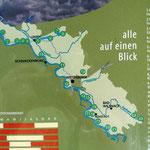 Hier treffen sich Havel und Elbe