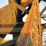 125 Jahre Rheinbrücke Wintersdorf bei Rastatt, © Fotos Peter Diziol
