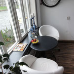 Bed and Breakfast Amsterdam West Room 2 with view on canal