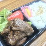 国産牛の焼肉定食(ごはん200g)