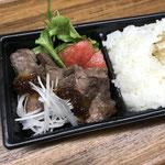 和牛のステーキ定食(ごはん200g)1080円