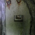 Schützenbunker unterhalb des Bozustein, Perren Vik