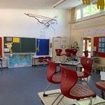 Klassenzimmer Pavillon
