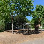 Klettergerüste Schulhof