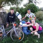 étape vélo de l'Ardéchoise
