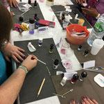 Atelier DIY Nail Art - Gémo