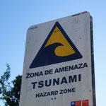 Certaines zones trop proches de la mer et ne sont pas conseillées !